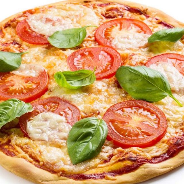 """Самая известная пицца - """"Маргарита"""" от шеф-повара Ильи Лазерсона"""