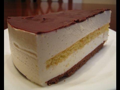 Торт «Птичье молоко» с сыром маскарпоне |  Рецепт Ирины Хлебниковой
