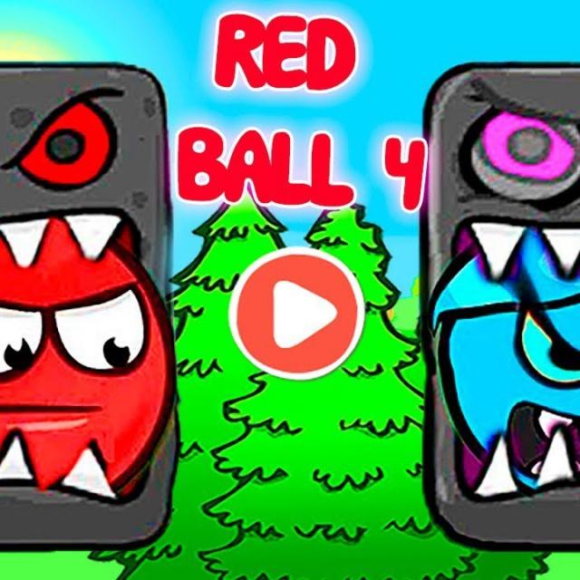 RED BALL 4 - КРАСНЫЙ ШАРИК 4 битва ПРОТИВ БОССОВ и ЗЛОДЕЕВ мультик игра для детей летсплей #21