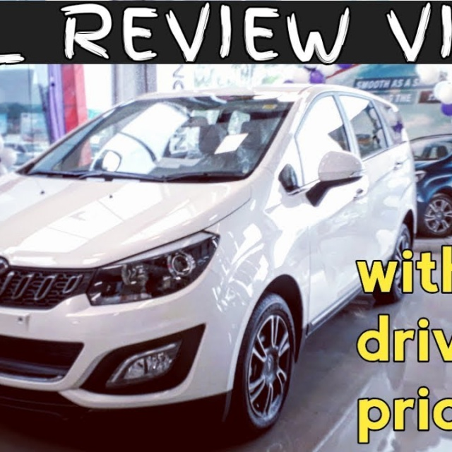 MAHINDRA MARRAZO FULL REVIEW VIDEO WITH (TEST DRIVE AND PRICE LIST)