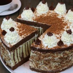 """Торт """"Мелодия"""" -  Рецепт Ирины Хлебниковой"""