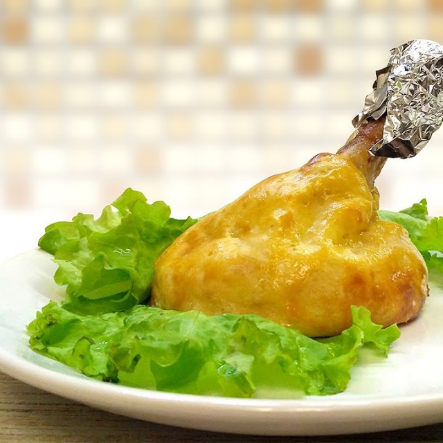 Алена Митрофанова -  Куриные ножки в картошке! Простой вкусный рецепт в духовке!