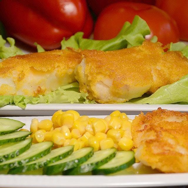 Простое и быстрое блюдо, покоряющее сердца! Жареная рыба в необычном кляре. Ей даже не дают остыть!