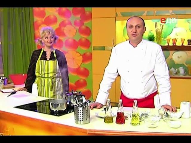 Правильный процесс приготовления еды (очерёдность операций) / Илья Лазерсон / Кулинарный ликбез