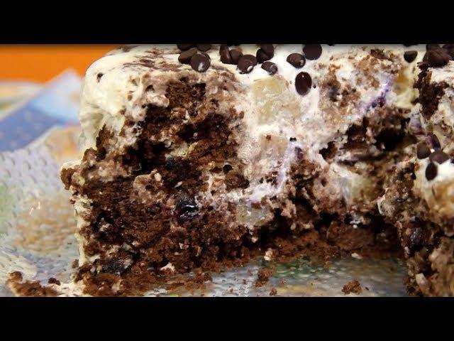 Вкуснейший Торт БЕЗ ВЫПЕЧКИ Серьезный Конкурент Торту Панчо