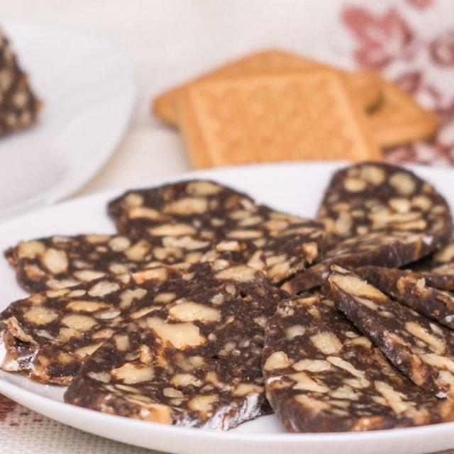 Оксана Пашко - Сладкая Шоколадная Колбаска