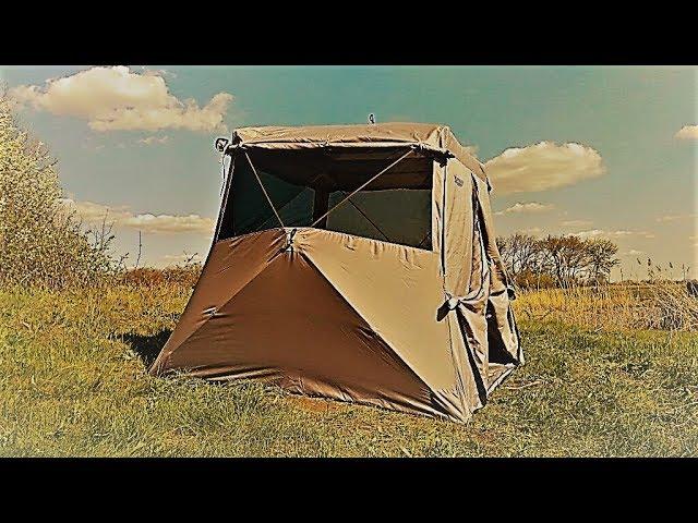 Обзор универсальной палатки PoIar Bird 3S ШАТЁР БЕСЕДКА БЫТОВКА ПАЛАТКА