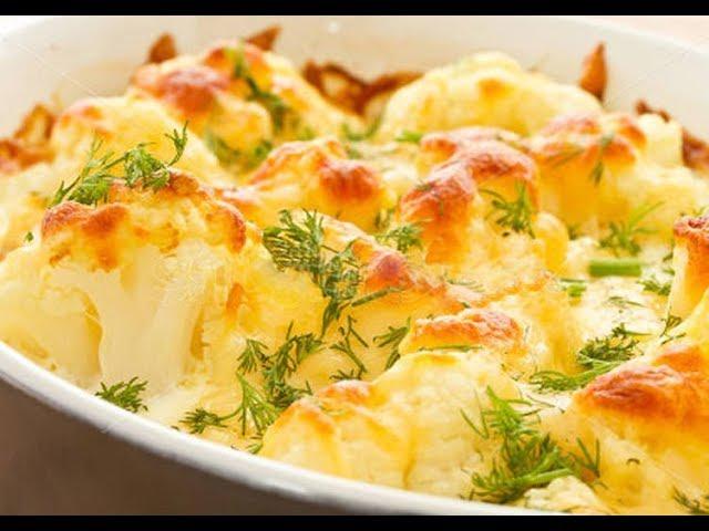 Цветная капуста, запечённая с сыром + Довга / от шеф-повара / Илья Лазерсон / Кулинарный ликбез