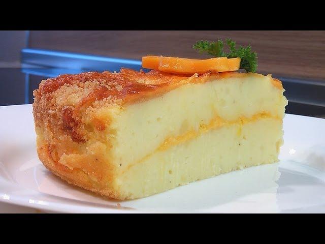 Картофельный пирог с сыром в духовке | Видео рецепты Video Cooking