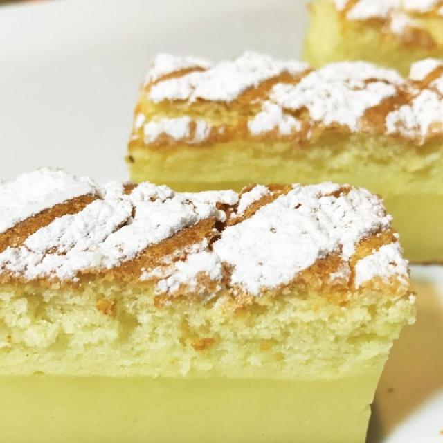 УМНОЕ ПИРОЖНОЕ - Потрясающий Нежный 2-х слойный десерт
