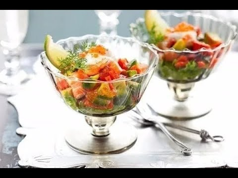 Два салата из сырых кабачков, баклажанов, брокколи / Илья Лазерсон