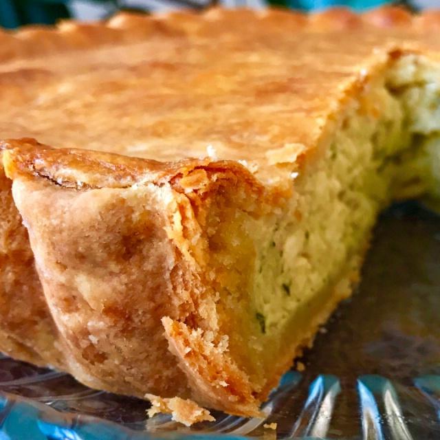 Луковый пирог от - Ольги Матвей