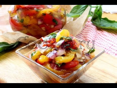 Форма нарезки продуктов в салате и закуске - Лазерсон Кулинарный ликбез