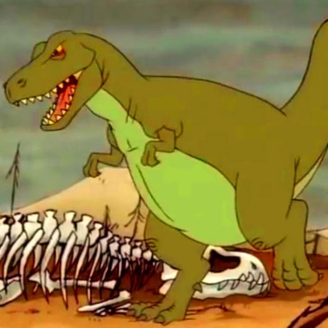 """Спроси у Альберта- """"Почему вымерли динозавры"""". Развивающий мультфильм"""