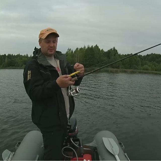 Ловля щуки на воблеры - отчёт с рыбалки