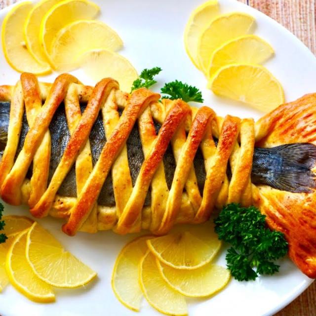 Золотая Рыбка, Вопрос Что Приготовить На НОВЫЙ ГОД РЕШЕН   Ольга Матвей