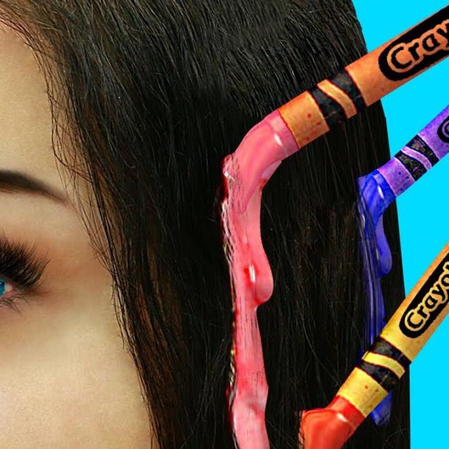 16 лайфхаков для волос! Простые прически