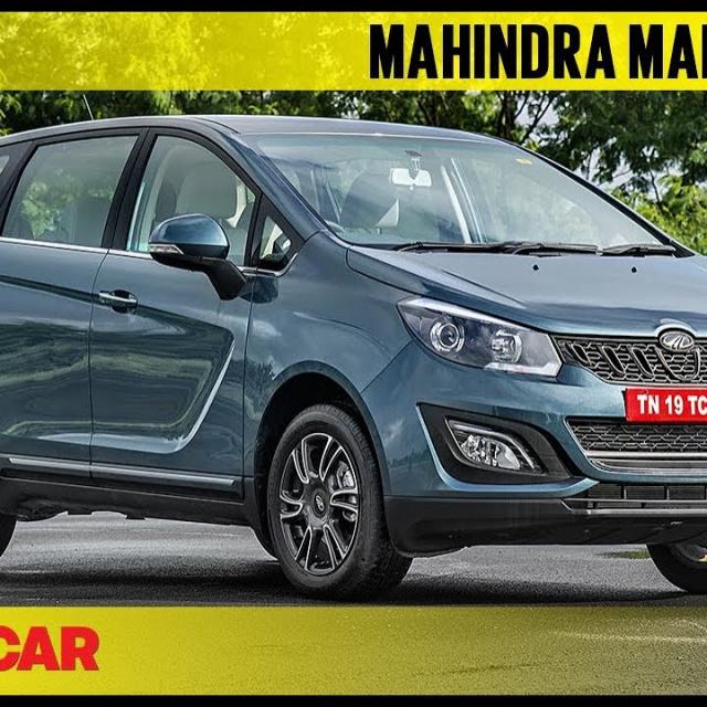 Mahindra Marazzo | First Drive Review | Autocar India