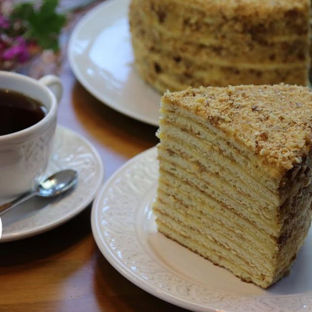 Торт На Сковороде Быстро и Просто ✧ Торт Минутка или Дачный   Рецепт Ирины Хлебниковой