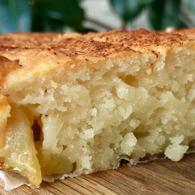 Ольга Матвей  -  Яблочная Коврижка, Просто но Так Вкусно| Apple Pie Recipe