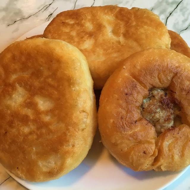 Домашние Беляши с Мясом - Пошаговый Рецепт