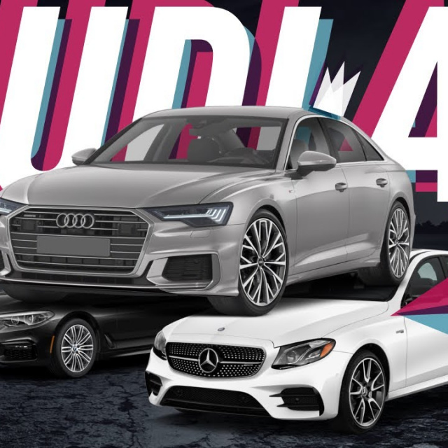 Новая Audi A6 2018-2019/Лучше пятерки и ешки/ /Дорожный тест/Большой Тест Драйв