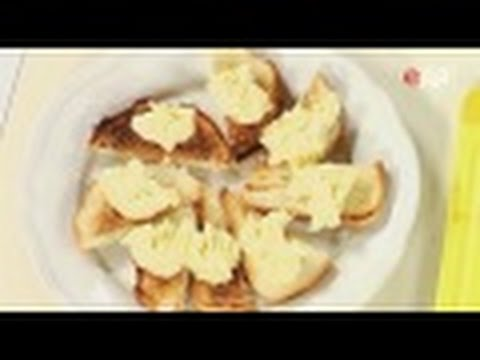 Бутерброды с картофельно-майонезной пастой рецепт от шеф-повара /  Илья Лазерсон / Обед безбрачия