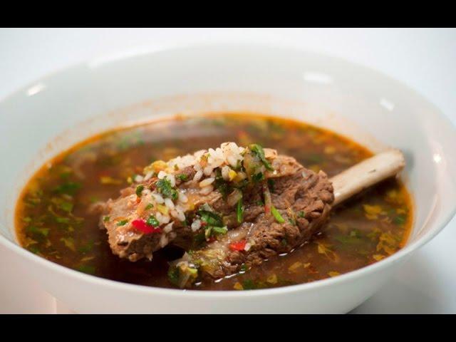 Суп харчо   Принципы приготовления Лазерсона