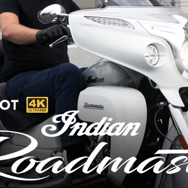 Indian Roadmaster 2018 обзор и тест-драйв мотоцикла Индиан | Омоймот