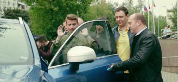 Полицейский с Рублёвки: Новый автомобиль