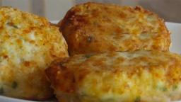 Домашние куриные котлетки с творогом,сыром и зеленью | Рецепт Светланы Черновой