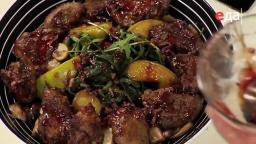 Заправка для мясного салата с наршарабом без уксуса от шеф-повара /   Обед безбрачия