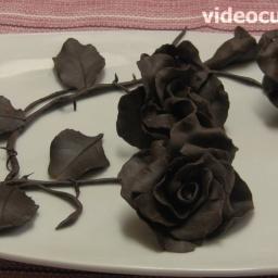 Украшение тортов шоколадом в домашних условиях от бабушки Эммы