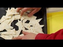 Чипсы из лаваша, тортильи, тонких лепёшек / рецепт от шеф-повара / Илья Лазерсон / Обед безбрачия