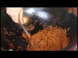 Ханкишиев Сталик: тушеная капуста - Видео рецепт