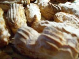 Заварные пирожные (эклеры ) | Рецепт Светланы Черновой