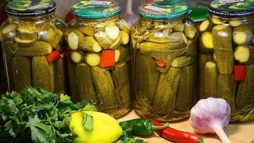 ЗАГОТОВКА ОГУРЦОВ НА ЗИМУ Очень вкусный рецепт Маринованных огурцов