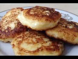 Ольга Матвей  -  Сырники - Очень Вкусные и Нежные, Проверенный Рецепт | Farmer Cheese Pancakes, Engl