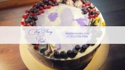 Где отметить День Рождения. Праздник в кругу друзей. Торт на заказ Very Berry Cakes