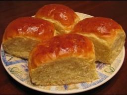 Сдобные булочки по ГОСТу |Рецепт