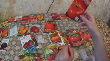 Урожайный огород Обзор семян ТОМАТОВ ЛУЧШИЕ СОРТА ЧАСТЬ-2