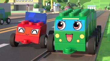 ЧиЧиЛэнд - Придется потрудиться - Мультики про машинки и паровозики для детей - Серия #6