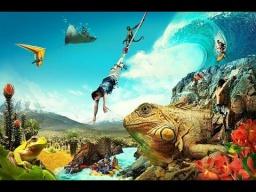 Эквадор это Экзотика: Горы Джунгли и Великолепные пляжи