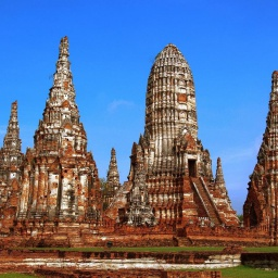 80 чудес света: Аюттайя древняя столица Тайланда: Часть 15