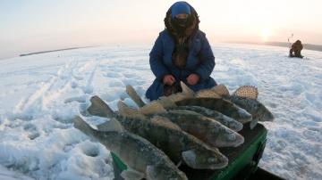 Зимняя Рыбалка 2019 | Два дня рыбалки на Берша Волга