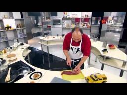 Говядина по-строгановски рецепт от шеф-повара /  русская кухня