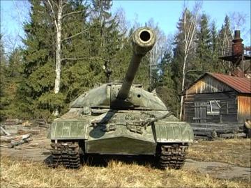 Тест-драйв Танк ИС-3 (IS-3) | Обзор, история создания | Иван Зенкевич