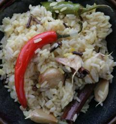 Юлия Высоцкая — Ароматный рис