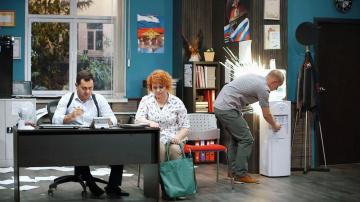 Однажды в России: Самый невезучий человек в отделении полиции