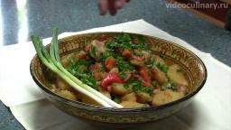 Жаркое с картошкой  - Рецепт Бабушки Эммы